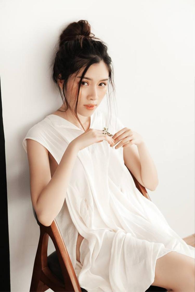 Năm 2014, Thanh Huyền tham gia Miss Ngôi Sao và giành được cú đúp giải thưởng là Miss hình thể và Miss tài năng.