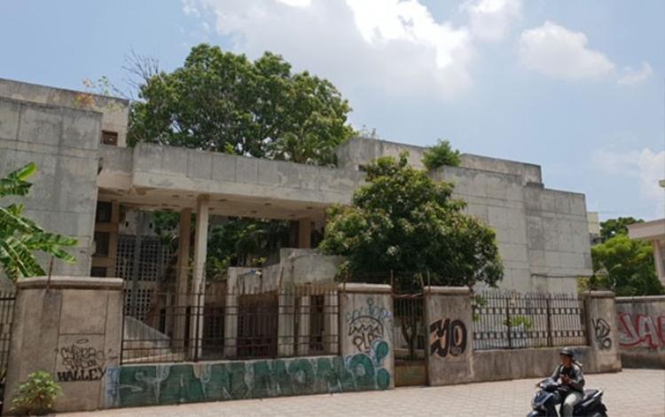 Ngôi nhà 300 Kim Mã tọa lạc tại vị trí đắc địa