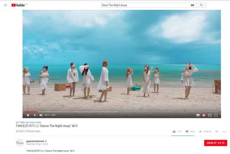 MV đã cán mốc hơn 32 triệu lượt xem sao 4 ngày ra mắt.