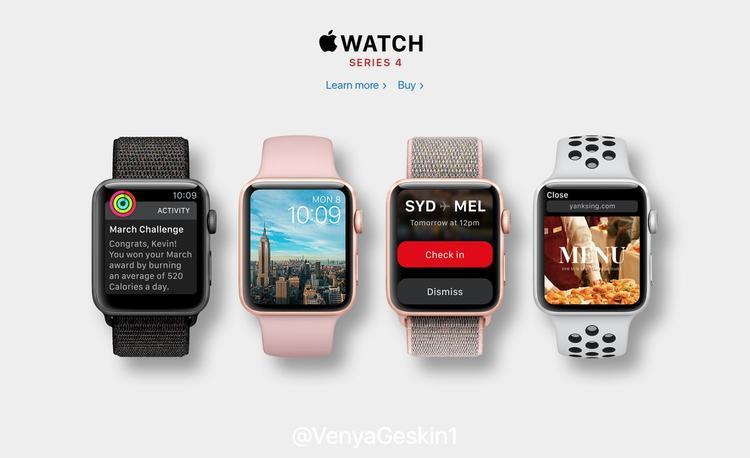 Chuyên gia phân tích Ming-Chi Kuo cũng dự đoán rằng, Apple Watch Series 4 sẽ được cải thiện hiệu năng và tăng thời gian sử dụng với dung lượng pin lớn hơn, cảm biến nhịp tim cũng sẽ tiếp tục được cải thiện.