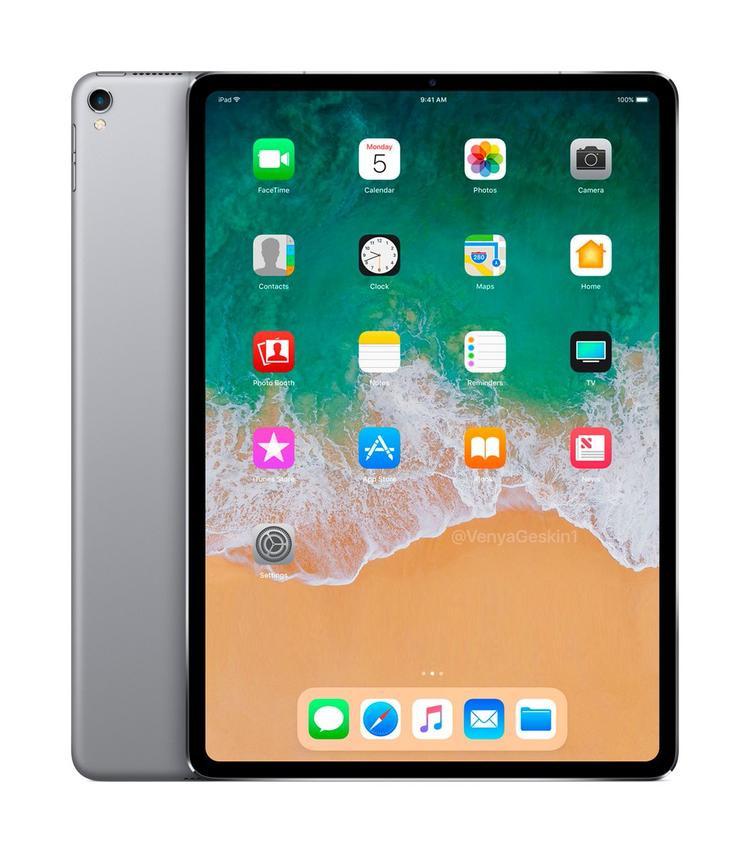 Đặc biệt, phiên bản iPad Pro 11 inch sẽ có kích thước chỉ bằng kích thước của chiếc iPad Pro 10.5 inch hiện tại.