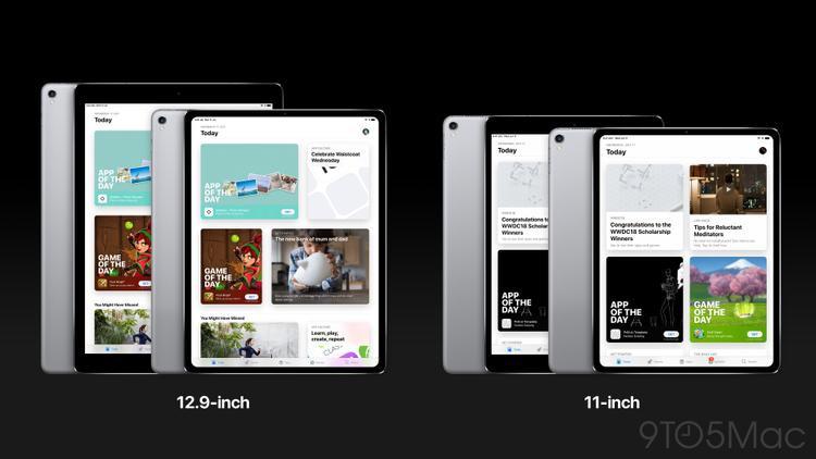 Bên cạnh Apple Watch Series 4, 2 phiên bản mới của chiếc iPad Pro cũng có thể được Apple trình làng vào tháng 9 năm nay.