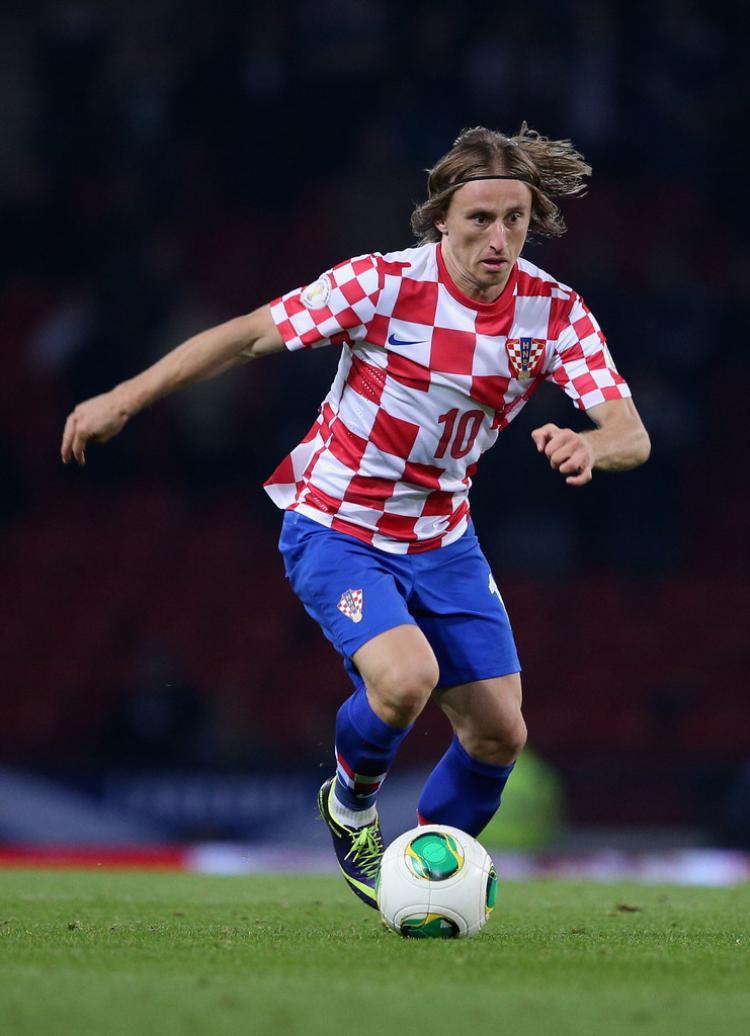 Modric xứng đáng được ghi nhận bởi tài năng cũng như sự cống hiến.