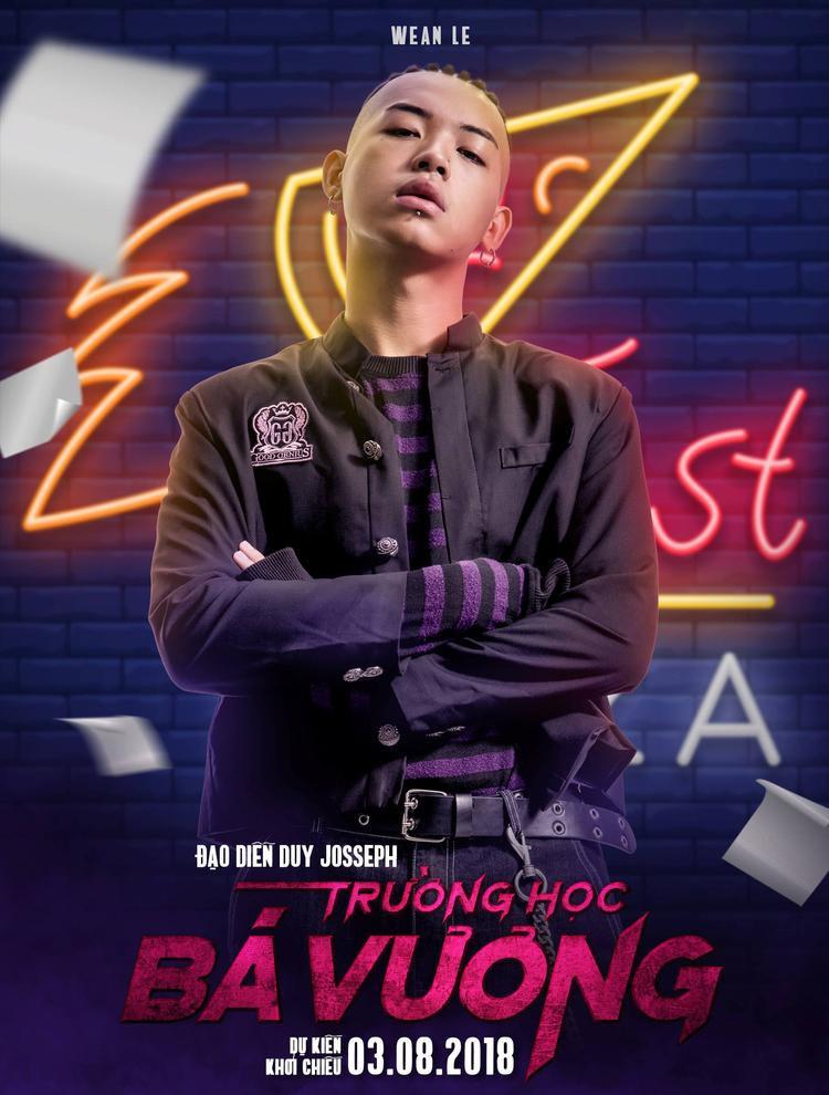 Sau nghi vấn ăn theo Em chưa 18, phim Trường học bá vương lại bị nghi ngờ mượn concept poster