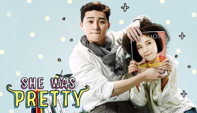 Jung Eum và Seo Joon.