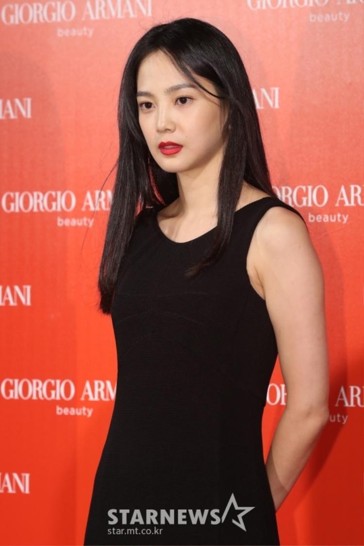 """Yoon Seung Ah của phim truyền hình sitcom nổi tiếng """"Gia đình yêu thương""""."""