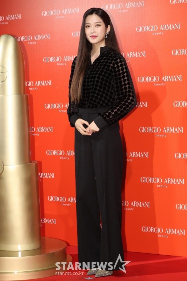 Diễn viên Moon Ga Young.