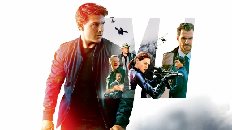 """Phim """"Mission Impossible: Fallout""""."""