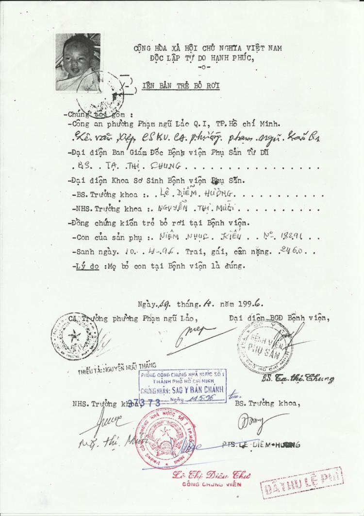 Cô gái Pháp về Việt Nam tìm mẹ ruột suốt 10 năm: Tôi được sinh ra tại BV Từ Dũ, mẹ bỏ lại tôi ở một trại trẻ mồ côi quận Gò Vấp