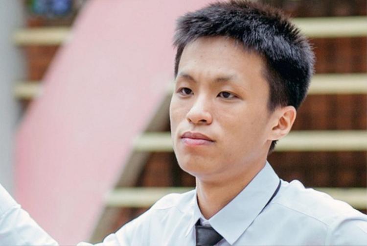 Vương Xuân Hoàng - thủ khoa khối A toàn quốc năm 2018.