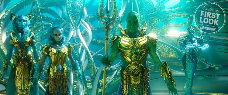 'Venom' và 'Aquaman' cùng tung hình ảnh mới, liệu có thành công khi không có Marvel?