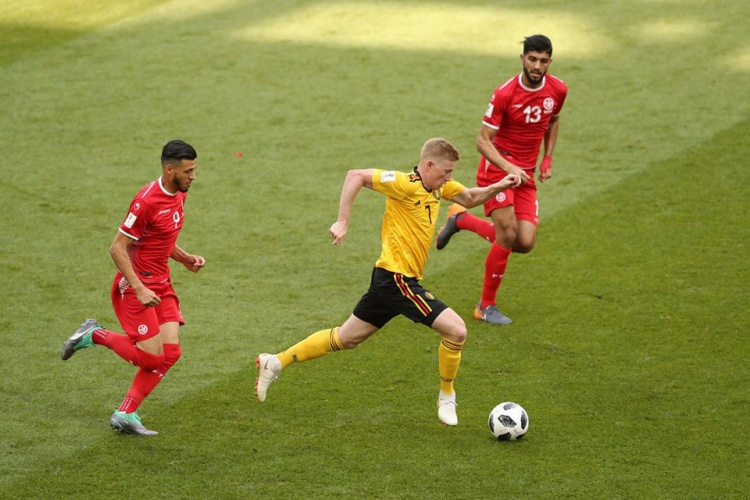 Bỉ đang được đánh giá cao để giành hạng Ba. Ảnh: FIFA