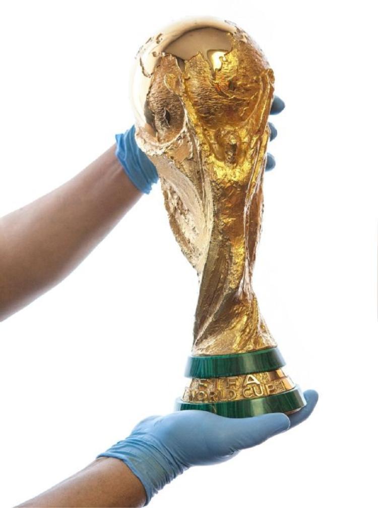 """""""Quê hương"""" của những chiếc cúp vàng World Cup là Ý."""