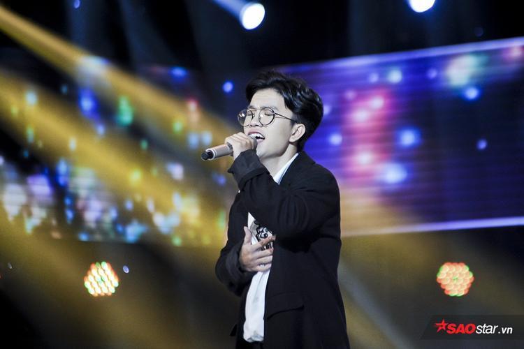 Đối đầu với Phương Duy, Thành Nghiệp có bất ngờ bị loại khỏi Giọng hát Việt 2018?