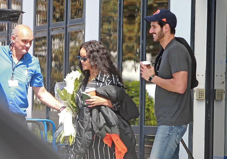 Rihanna hiện tại đang hạnh phúc bên Hassan Jameel.