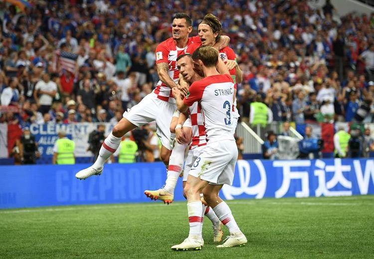 Croatia có bàn gỡ 1-1 nhờ công củavan Perisic. Ảnh: FIFA