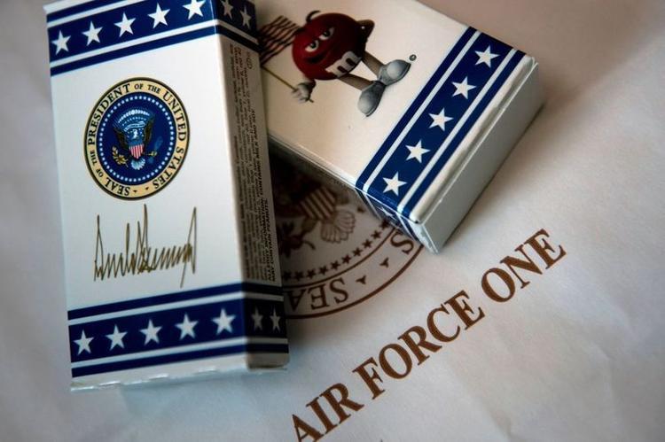Loại kẹo khoái khẩu của Tổng thống Trump.