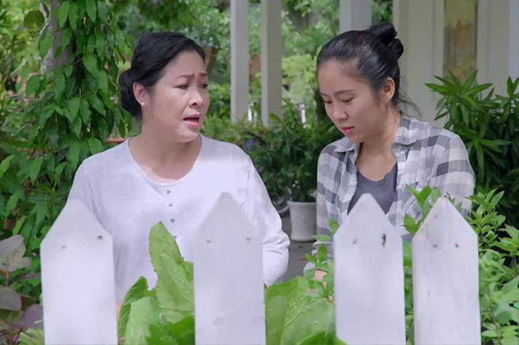 Bà Mai đòi từ mặt con gái ruột là Hương.