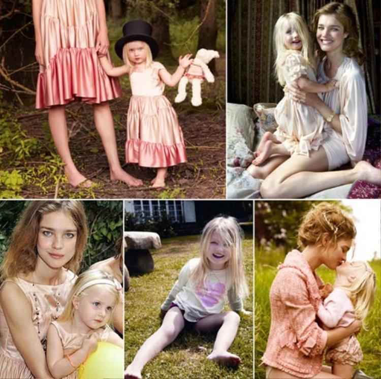 Nếu như đối với nhiều chân dài khác, sinh con đẻ cái và tuổi tác đồng nghĩa với mất đi nhiều cơ hội nghề nghiệp, ở tuổi 36, Natalia Vodianova là mẹ của 5 thiên thần nhỏ nhưng vẫn vô cùng đắt show. Sau mỗi lần sinh nở, cô lại được các hãng thời trang lớn ra sức mời mọc, nâng đỡ.