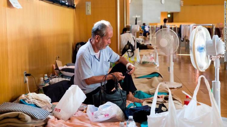 Nắng nóng kỷ lục ở Nhật Bản đã khiến 8 người thiệt mạng cho tới nay.