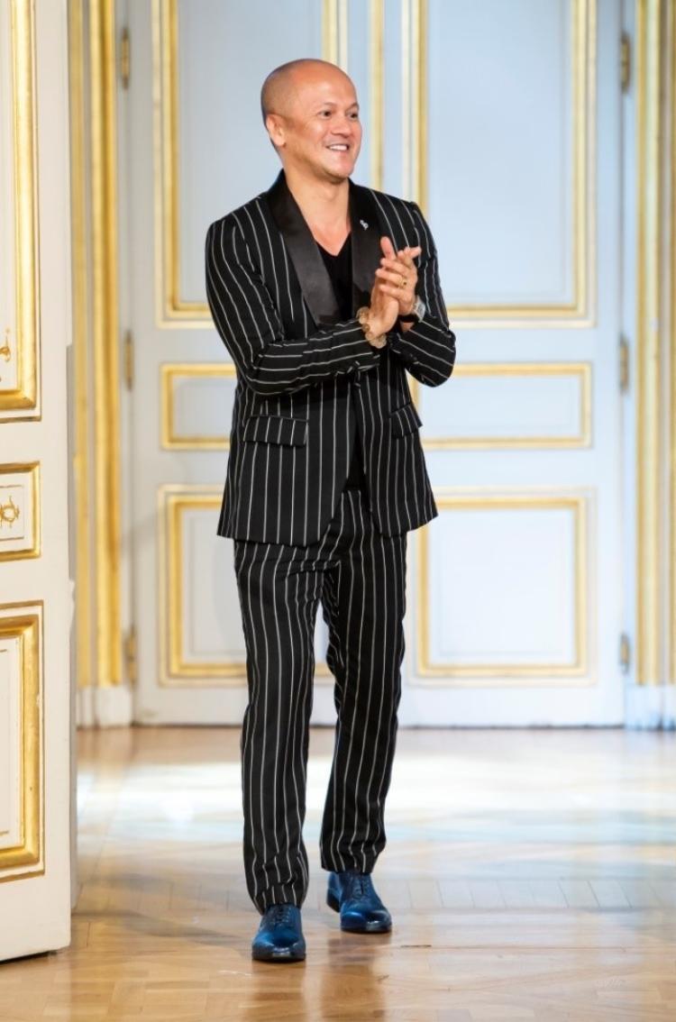 Patrick Phạm - NTK gốc Việt khiến cả thế giới trầm trồ tại Paris Fashion Week.