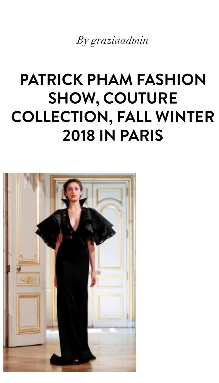 """Đặc biệt, trang nổi tiếng Grazia của Úc đã lập tức vinh danh các mẫu trong BST vào danh sách """"25 chiếc váy dạ hội tuyệt trần cho Lễ trao giải Oscar 2019""""."""
