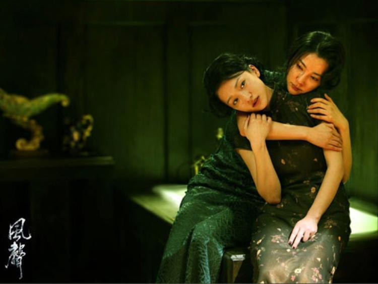 """Châu Tấn và Lý Băng Băng trong """"Phong Thanh"""""""