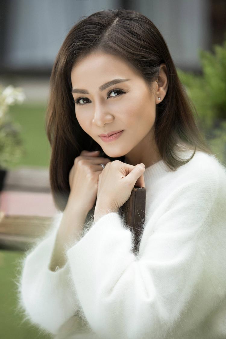 Hình ảnh trẻ như gái 20 của nữ hoàng nhạc Dance Thu Minh.