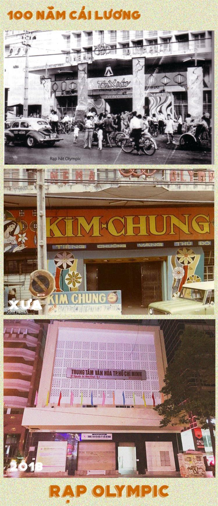 Lặng người khi xem đoạn clip về 100 năm cải lương xưa và nay của đoàn phim Song Lang