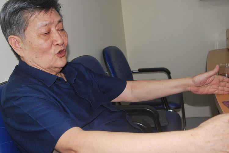 GS Lê Đình Lương - Người sáng lập Trung tâm Phân tích ADN và Công nghệ di truyền.