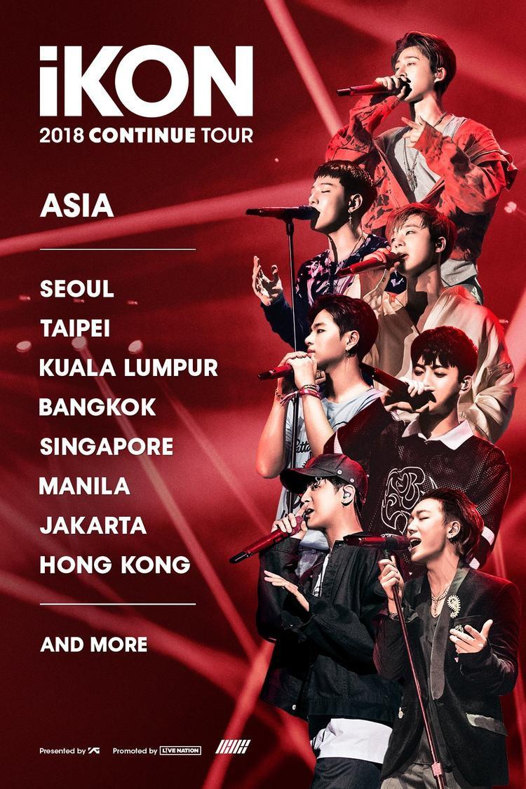 Tiếp đó nhóm sẽ khởi động tour diễn quốc tế đầu tiên kể từ khi debut.