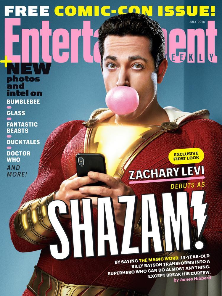 Cẩn thận nhé Marvel, DC cũng sẽ tung ra một 'Captain Marvel' vào năm sau đấy!