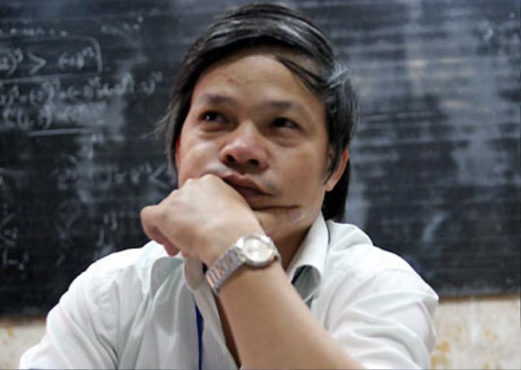 Thầy Đỗ Việt Khoa.
