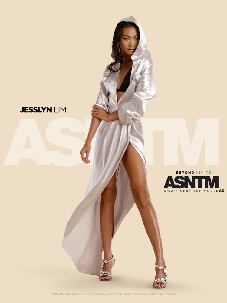 Jesslyn Lim, 26 tuổi: Một người mẫu mà thí sinh khác phải dè chừng, Jesslyn là người dám nghĩ dám làm, cô sẽ nỗ lực hết mình để đạt được điều mình mong muốn. Cô không sợ thể hiện quan điểm. Rất hào hứng được tranh tài với các người mẫu trẻ tuổi, Jesslyn tin rằng sự chín chắn, độ tuổi và kinh nghiệm sẽ giúp cô vượt lên dẫn đầu.