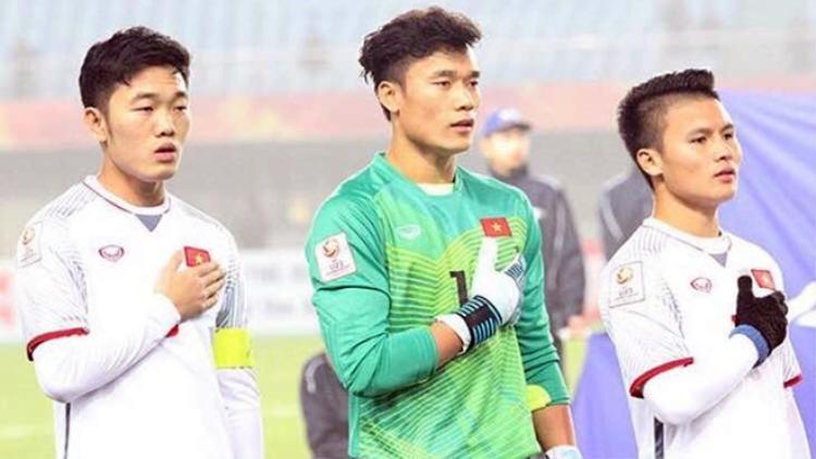 Thủ môn Bùi Tiến Dũng là người hùng của U23 Việt Nam ở U23 châu Á.