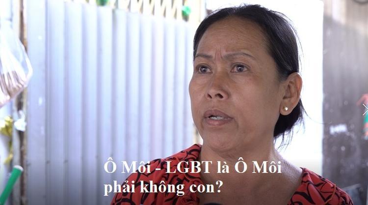 Nhắc đến LGBT là nhắc đến… Ô môi