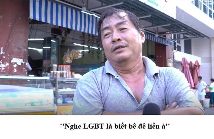 LGBT là bê đê!