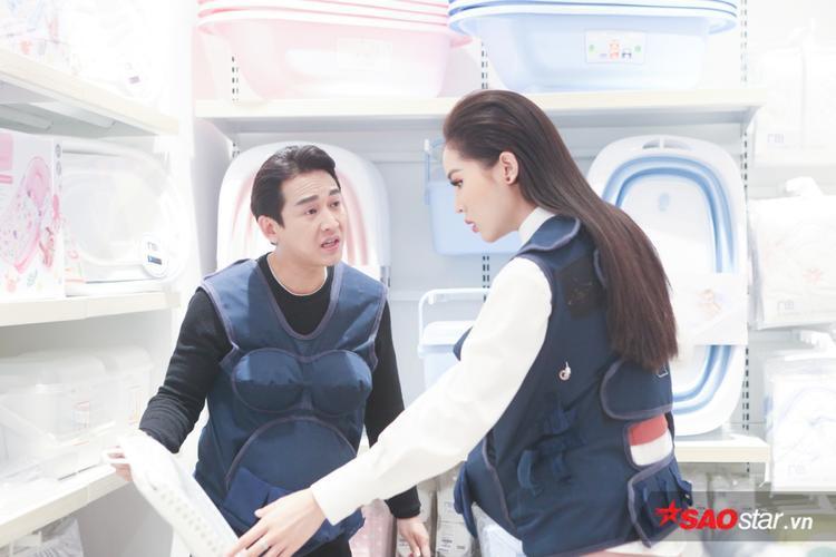 Kỳ Vĩ, Việt Hàn vụng về, Song Giang gây lộn  Thử thách mua đồ tắm khiến 3 gia đình vất vả thế này đây!