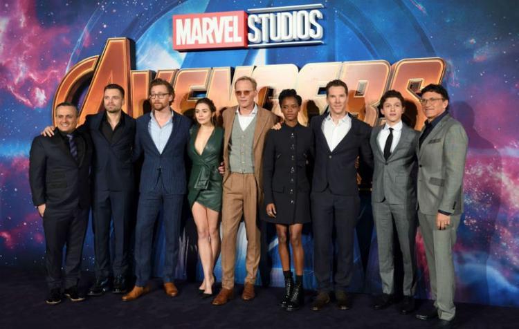 """Đoàn làm phim được yêu cầu phải bảo mật mọi thông tin liên quan đến """"Avengers 4""""."""