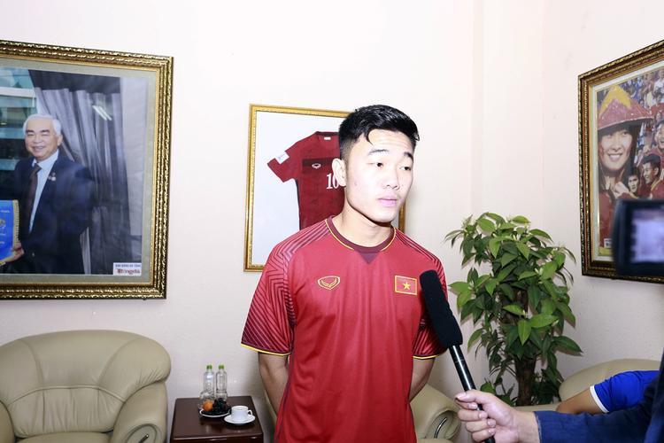 Xuân Trường muốn U23 Việt Na chơi tốt ở giải tứ hùng.