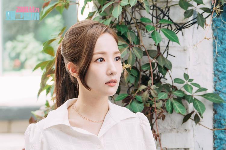 Tập 14 Thư ký Kim: Park Min Young ghen tuông, Jung Yoo Mi tự luyến giống Park Seo Joon