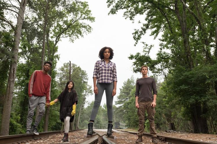 Đằng sau những vai diễn ấn tượng, là các diễn viên tuy trẻ tuổi nhưng đầy tiềm năng.