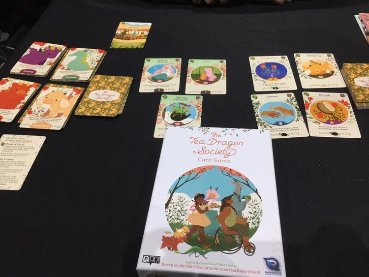 Ngoài ra còn có cả nhiều game card thú vị.