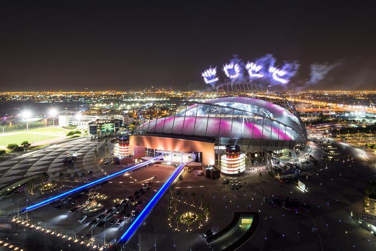 Công nghệ làm mát chưa từng thấy ở sân vận động World Cup 2022 tại Qatar