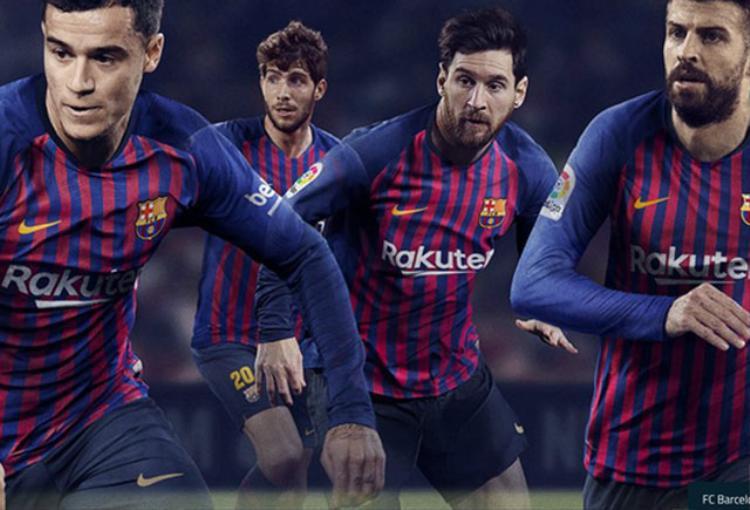 4. Barcelona: 4,064 tỷ USD - Bóng đá (Tây Ban Nha).
