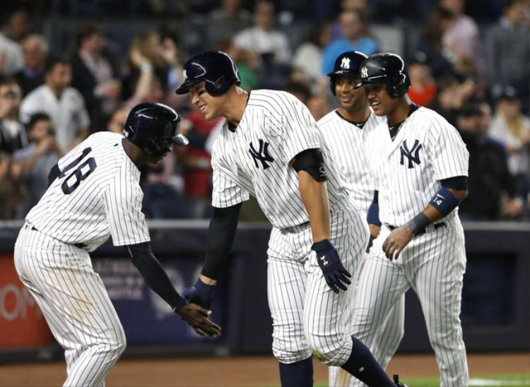 5. New York Yankees: 4 tỷ USD - Bóng chày (Mỹ).