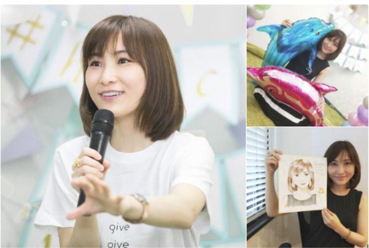 Vợ sắp cưới của Ken Shimizu.