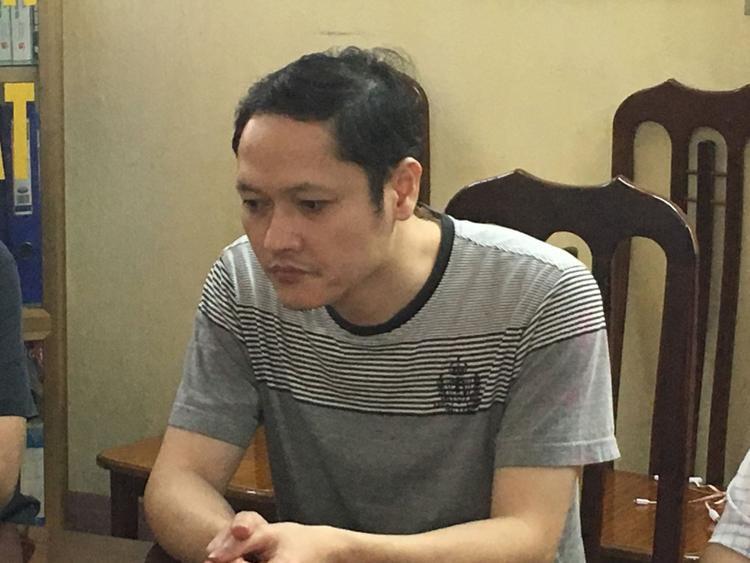 Ông Lương có mặt tại Cơ quan điều tra.