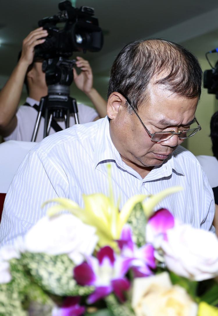 Trưởng ban kỷ luật VFF - Nguyễn Hải Hường cần nghỉ như lời bầu Đức khuyên?