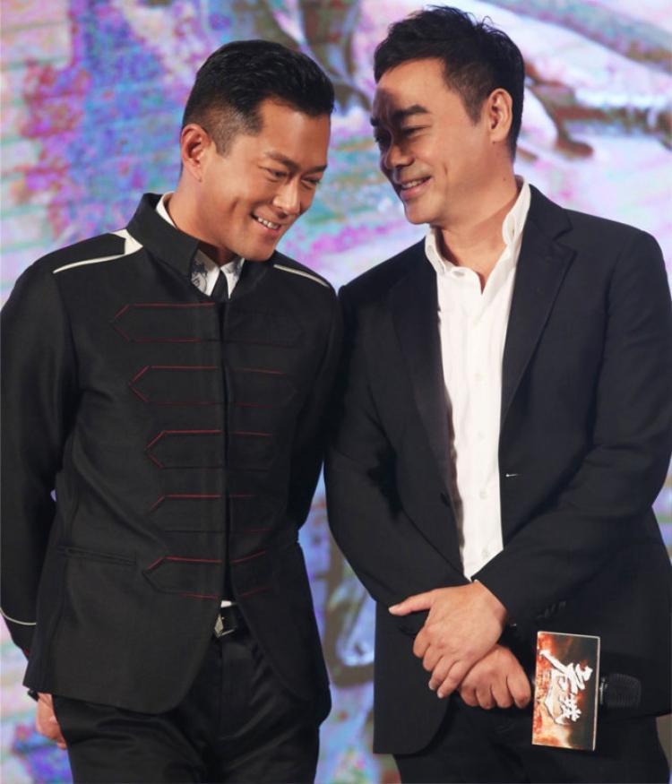 Cổ Thiên Lạc và Lưu Thanh Vân.